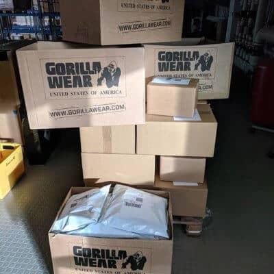Gorilla Wear Deutschland
