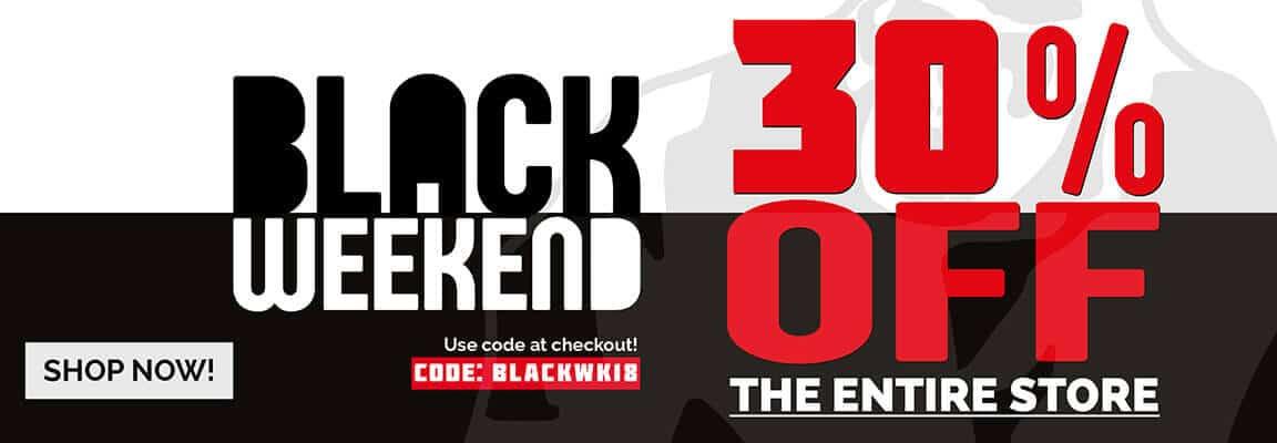 Black Weekend Rabatt Gorilla Wear
