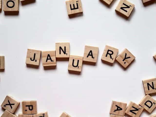 Monatsrückblick 01/2020